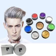 2020 120g diy hair clay one off color