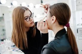 business as a freelance makeup artist