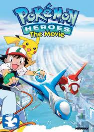 Pokemon Heroes [DVD] [2003] - Best Buy