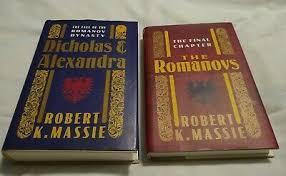 lot of 2) Nicholas and Alexandra + The Romanovs by Robert K. Massie H/C    eBay
