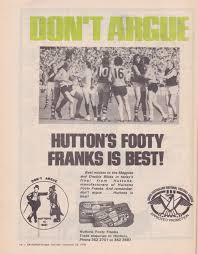SANFL 1976 Grand Final – Port Adelaide ...