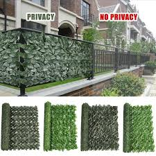 Best Offer 8dea1 0 5x3m Artificial Privacy Fence Screen Faux Ivy Leaf Screening Hedge For Outdoor Indoor Decor Garden Backyard Patio Decoration Cicig Co