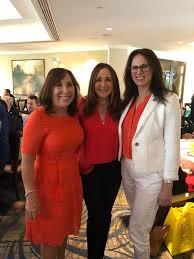 Wearing orange with Rep. Tina Scott... - State Senator Lori Berman |  Facebook