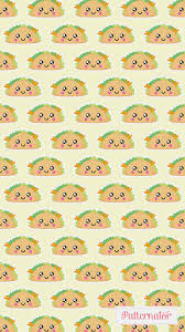 taco taco wallpaper kawaii wallpaper