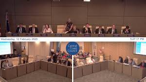 Central Coast Council Meeting ...