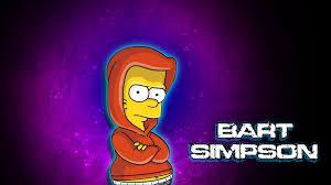 bart simpson the simpsons hd