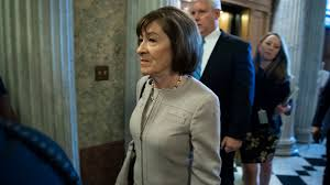 Sen. Susan Collins condemns Trump's call for China to investigate Bidens -  Axios