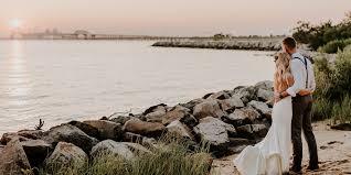 chesapeake bay beach club weddings in