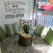Library Wall Quote Decals For Home Library Den Reading Nook Study Area Decor