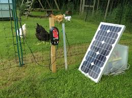Solar Fencing System For 1000 Mtr India Go Solar