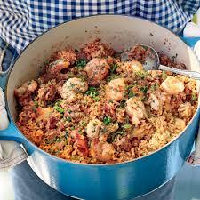 Creole Seafood Jambalaya Recipe