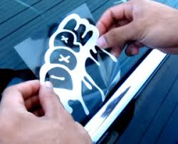 How To Put A Sticker On Your Car The Easy Way