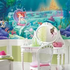 Disney The Little Mermaid Ariel Peel Stick Wall Stickers