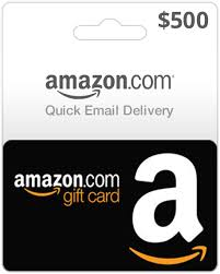 amazon gift card instant email delivery