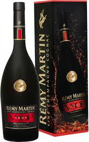 Cognac Remy Martin VSOP, with box, 1000 ml Remy Martin VSOP, with ...