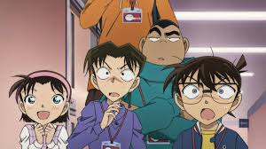 ? Detective Conan The Movie 19 The Hellfire Sunflowers ENglish ...