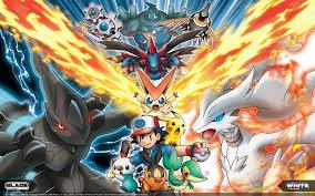 Pokemon Movie Wallpaper - WallpaperSafari