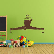 Karate Kid Wall Decal Style And Apply