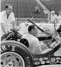 Ready or Not— Duane Carter Enters the Indy 500