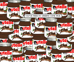 Nutella Background For Twitter