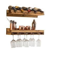 del hutson designs rustic luxe 5 bottle