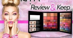 nyx beauty dropout palette