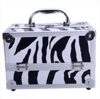 aluminum makeup train case canada