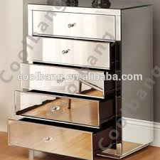 reliable quality tall mirrored chest of