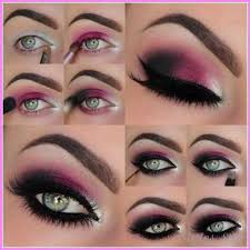 eye makeup for night party star