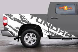 Product Very Large Mud Splash Toyota Tundra Vinyl Decals Stickers Graphics