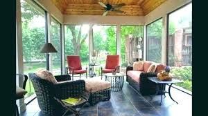 glass enclosed porch patio easy ideas