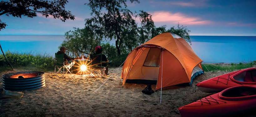 Image result for outdoor camping""