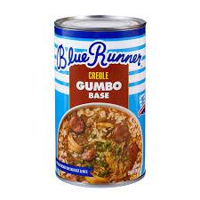 Blue Runner-Creole Seafood Gumbo Base ...