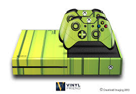 E Skins Xbox One Skin Gaming Console 3d Strips Blocks Pattern Decals