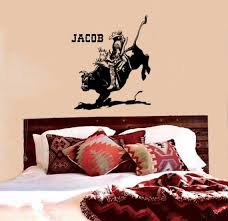 Personalized Personalized Bull Riding Decal Rodeo Decal Etsy