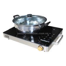 Bếp hồng ngoại Sanaky SNK-2524HGN - bếp điện đa năng - bếp hồng ...