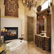 28 tuscan master bathroom designs