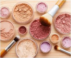 diffe types of makeup powder that