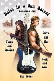 Daisy in a Gun Barrel: Peace & Freedom, Love & War, Rock & Roll, The 1960s:  Fox, Penelope: 9781453542606: Amazon.com: Books