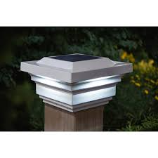 5x5 Solar Post Caps Wayfair Ca