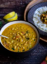 instant pot soybeans curry soya beans