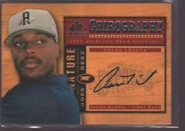 AARON MCNEAL 2000 SP TOP PROSPECTS ROOKIE ON CARD AUTOGRAPH AUTO RC $15 |  eBay