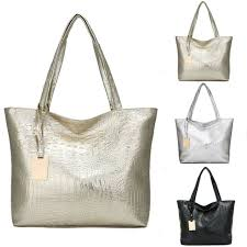genuine leather tote shoulder bags