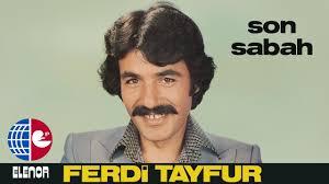 Ferdi Tayfur Seherin Vaktinde Şarkı Sözleri ile Dinle