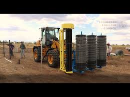 Awi Longreach Regional Council S Exclusion Fencing Construction Unit The Efcu Youtube