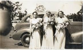 Campbell Genealogy - Effie Hamilton (nee Campbell), Mary Martin and Marion  Fealey.
