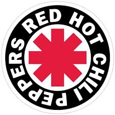 Red Hot Chilli Sticker In 2020 Red Hot Chili Peppers Logo Red Hot Chili Peppers Album Hottest Chili Pepper