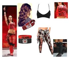 brie bella ring gear wwe outfits