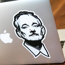 Bill Fucking Murray Sticker Car Sticker Decal The Chivery