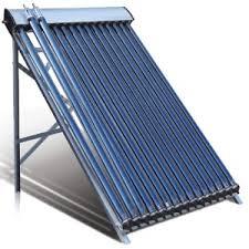 solar water heater panels building